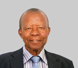 President Ketumile Masire